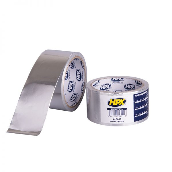 AL5010 - Aluminium tape - 50mm x 10m - 5407004560113