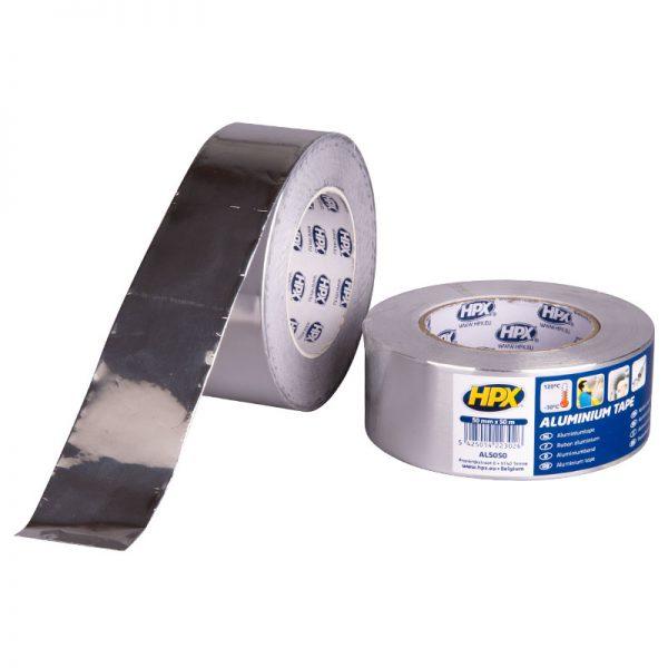 AL5050 - Aluminium tape - 50mm x 50m - 5425014223026
