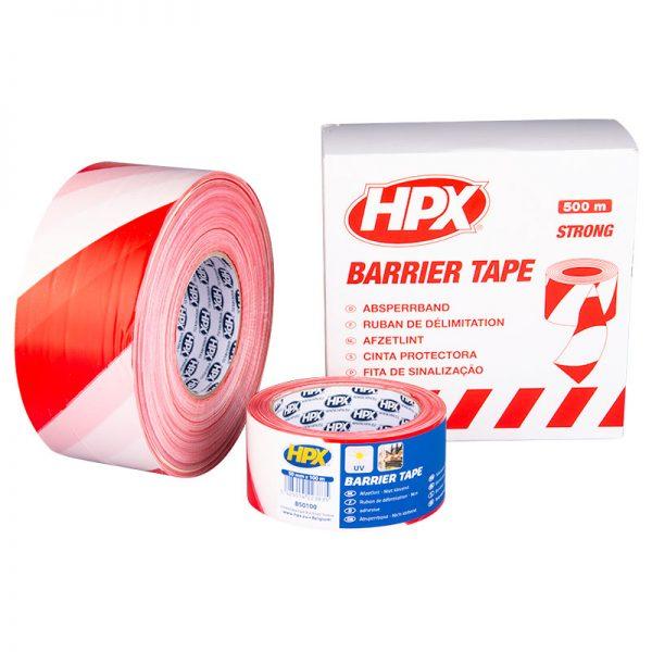 B50100 - B70100 - Barrier tape - white red
