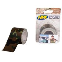 CA5005 - Repair tape - camouflage - 48mm x 5m - 5425014225686