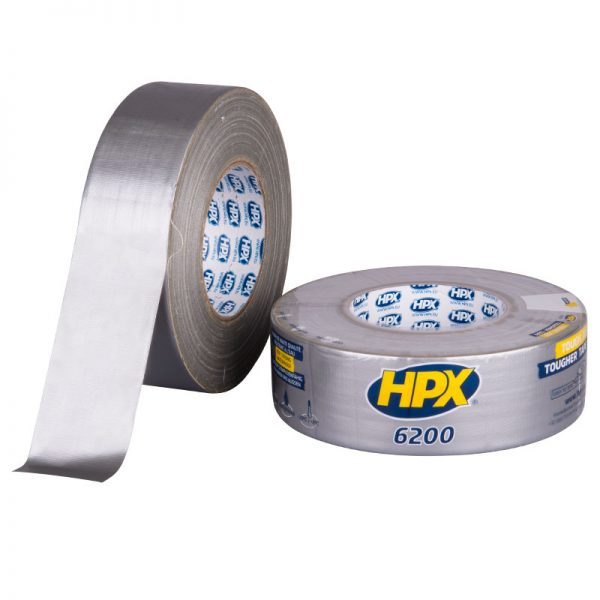 CS5050 6200 Repair tape - silver - 48mm x 50m - 8711347114634