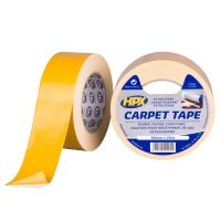 CT5025 - Double sided carpet tape - white - 50mm x 25m - 5425014224054
