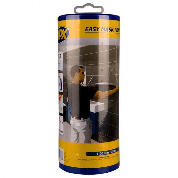 DE11033 - Easy mask film crepe paper plus dispenser - 1100mm x 33m - 5425014227178