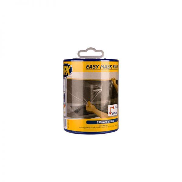 DE5533 - Easy mask film crepe paper plus dispenser - 550mm x 33m - 5425014227116