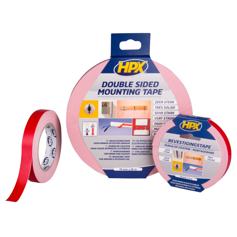 Mirror Mounting Tape Hpx, Hanging Mirror Double Sided Tape