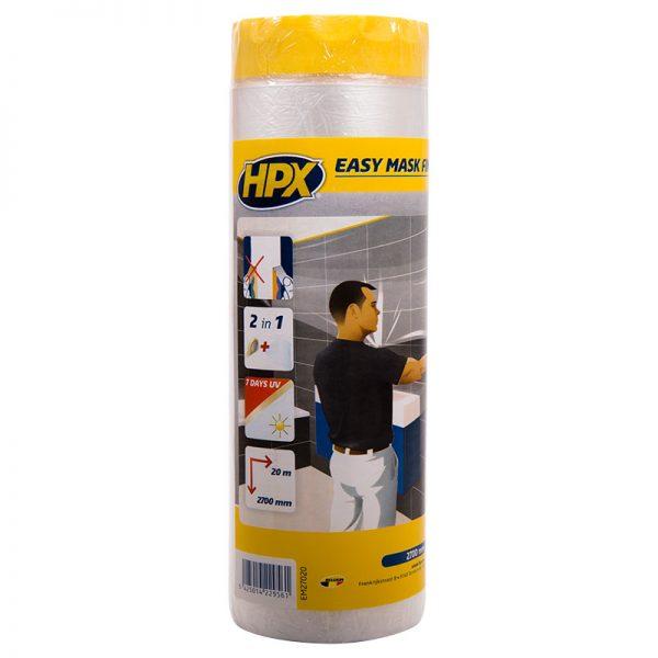 EM11033 - Easy mask fine line - film masking tape gold - 1100mm x 33m - 5425014229547