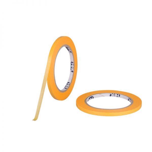 FP0650 - Gold masking tape 4400 - orange - 6mm x 50m