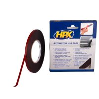 HSA002 - High strenght acrilyc 3200 - Double sided mounting tape - anthracite - 6mm x 10m - 5425014221596