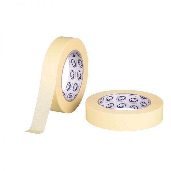 MT2550 - Masking tape 100C - cream - 25mm x 50m
