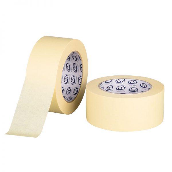 MT5050 - Masking tape 100C - cream - 50mm x 50m