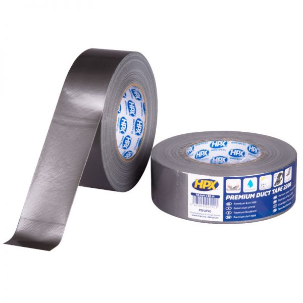 PD4850 - Duct tape 2200 - silver - 48mm x 50m - 5425014225501