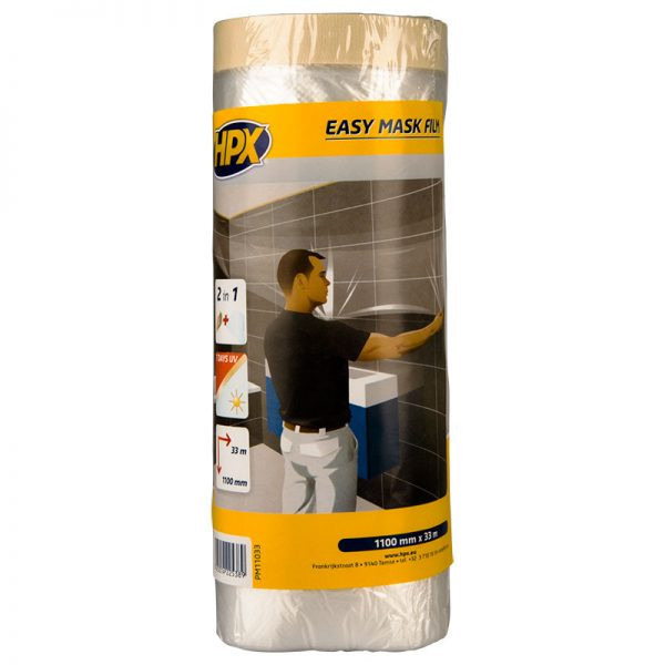 PM11033 - Easy mask film crepe paper - 1100mm x 33m - 5425014225389