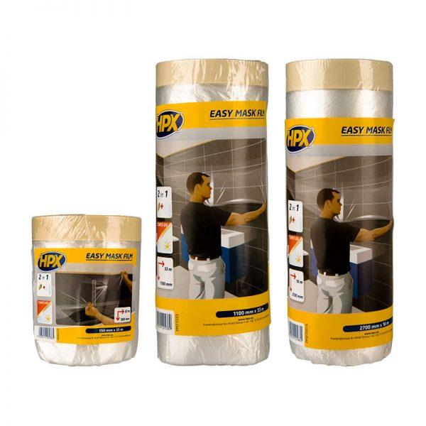 PM5533 - PM11033 - PM270016 - Easy mask film crepe paper