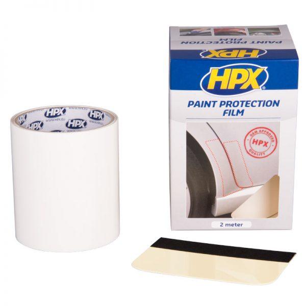 PP1002 - Car paint protection film - transparent - 100mm x 2m - 5425014223354
