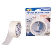 PS3802 - Power sealing tape - Single sided sealing tape - semi - transparent - 38mm x 1 5m - 5425014227277