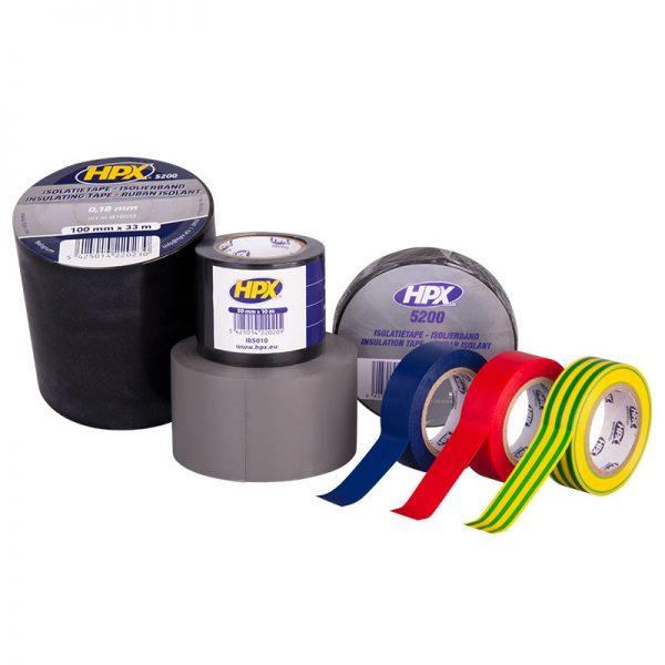 PVC insulating tape 5200 - black