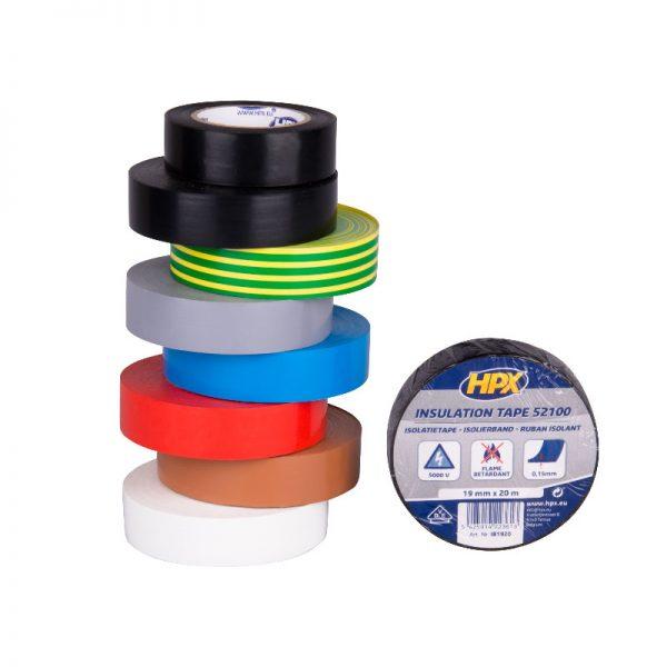 PVC insulating tape 52100 VDE - 4