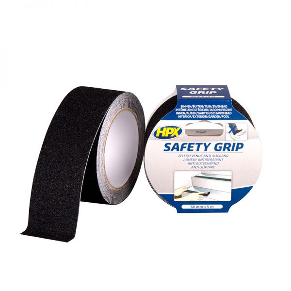 SB5005 - Safety grip - Anti - slip tape - black - 50mm x 5m - 5407004561592