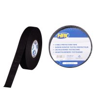 TP1925 - Cable protection tape - black - 19mm x 25m - 5425014221732