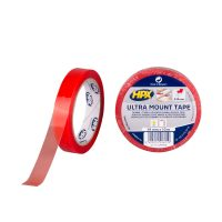 UM1910 - Ultra mount tape - Double sided tape - transparent - 19mm x 10m - 5425014226119